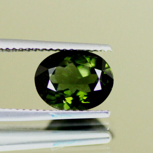 2.41CTS Good collection 100% Natural Unheated Green Tourmaline-gemstone