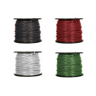 4 Awg Aluminum Xhhw-2 Building Wire Xlpe Insulation Lengths 250 To 1000
