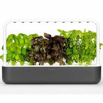 Click & Grow Smart Garden 9 - dark grey - intelligent home garden