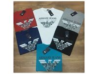 Armani tshirts Clearance clothing