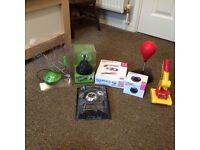 Various Science Toys