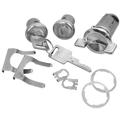 Gto Lock - 1969 - 1978 Firebird  GTO  Ignition & Door Lock Kit - Square Head Key