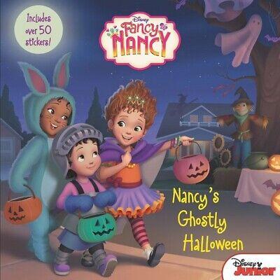 Fancy Nancy: Nancy's Ghostly Halloween - - Halloween Fancy Nancy