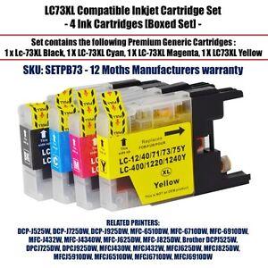 LC73XL Compatible Inkjet Cartridge- 3 Sets-4 Cartridges per set Brisbane City Brisbane North West Preview