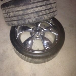 255/35ZR20 Tires & Rims  London Ontario image 8