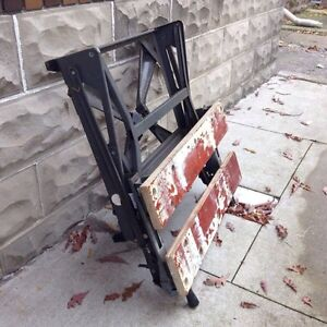 Workmate Deluxe Dual Height Bench London Ontario image 5