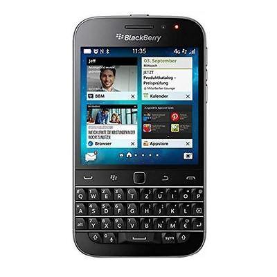 $140.00 - BlackBerry Classic Q20 16GB SQC100-1 QWERTZ GSM 4G LTE UNLOCKED Smartphone
