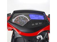 * Brand New 2017 * Lexmoto Diablo 125cc EFI. Warranty, Delivery, Part-ex: 25-05