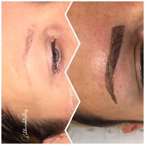 HAIR STROKE EYEBROWS ($279 holiday special) Cambridge Kitchener Area image 7