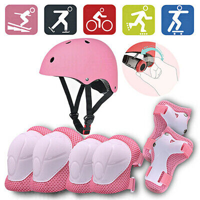 Kids Protective Gear Set for Roller Skating Skateboard BMX Scooter Cycling