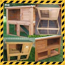 Rabbit Hutches Cages Mini Lop Bunnies Rabbit and GPig Supplies Osborne Port Adelaide Area Preview