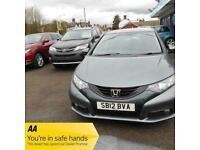 2012 Honda Civic I-VTEC EX HATCHBACK Petrol Manual