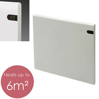 ADAX NEO Electric Panel Heater + Timer, Wall Mounted, 400W, White, Small, Lot 20, usado segunda mano  Embacar hacia Spain