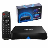 ***BRAND NEW*** M8 , MXQ ANDROID TV BOX***