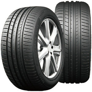 New summer tire 245/40R17 $380 for 4, on promotion