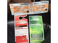 CREAMFIELDS SILVER – 4 DAY CAMPING