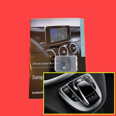 2020 2019 V9 Garmin Map Pilot Mercedes Benz EUROPA SD Karte C,V,GL,GLC,GLK V12