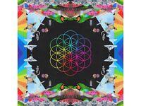 Coldplay ticket swap