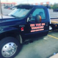 ON THE GO TOWING 902 869 3500