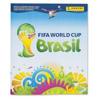 Panini Stickers - 2014 FIFA WORLD CUP