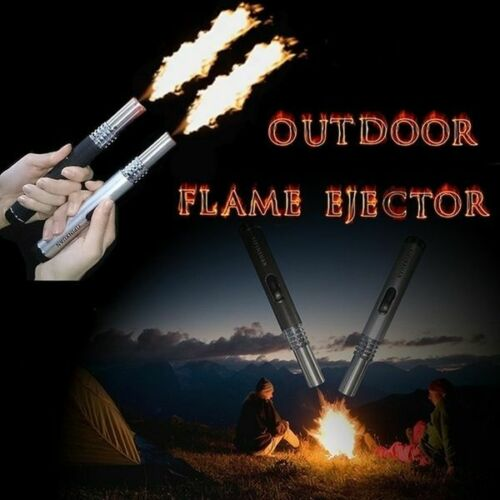 Mini Camping Flamethrower, Outdoors Self-defense & Survival Fire Torch