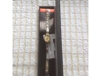 ACCURIST GOLD PLATED WATCH