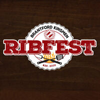 Brantford Kinsmen Ribfest Market Vendor Registration