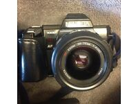 Vintage camera Minolta 7000