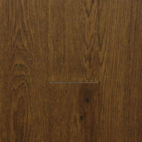 """5"""" Wire Brushed Oak HARDWOOD with Easy DROP n  LOCK Install"""