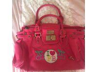 Designer Paul's boutique handbag