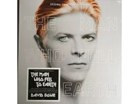 The Man Who Fell to Earth - Deluxe Vinyl