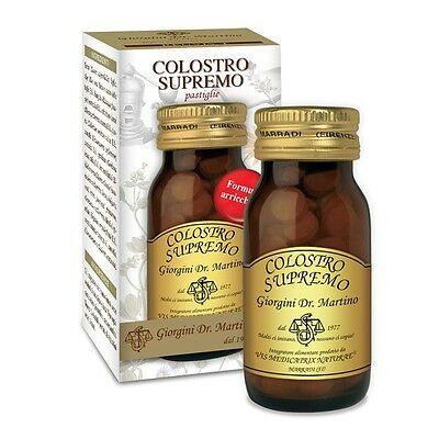 COLOSTRO SUPREMO 50 g (100 pastiglie) - DR. GIORGINI