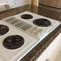 Jenn Air Cooktop