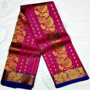 Kanchivaram Silk Sarees for sale