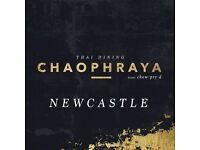 Team Members | New Opening | Chaophraya