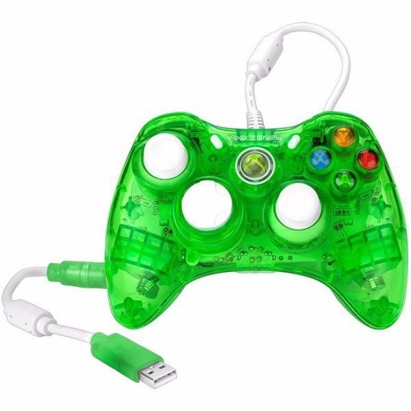 rock candy xbox 360 controller collect only