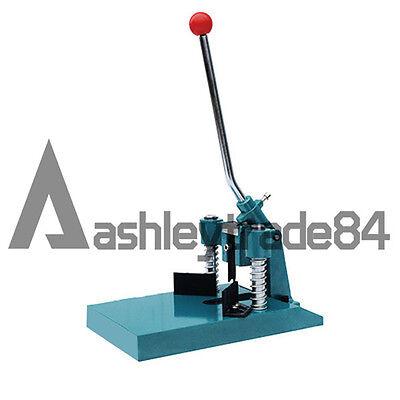 Manual Paper Card Presser Foot Round Corner Cutter Round Corner Cutting Machine