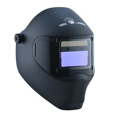 New Save Phace Rfp Welding Helmet 40vizi2 40sq Inch Lens 2 Sensor - Mo2