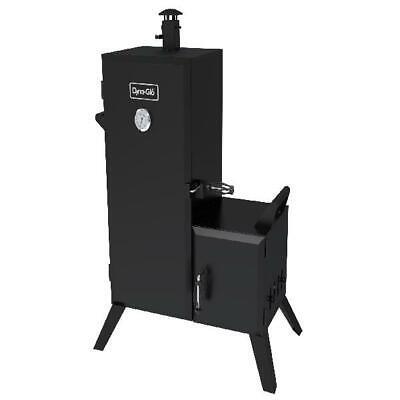Dyna-Glo Vertical Off-Set Charcoal Smoker 36 in. Firebox Hea