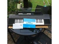 Yamaha Portatone PSR-60 Electronic Keyboard.Immaculate. £50.