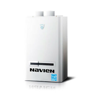 Hydronic Natural Gas Boiler