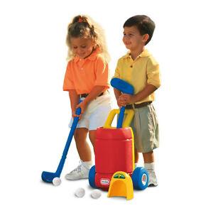NEW: Little Tike Easy Hit Golf Set