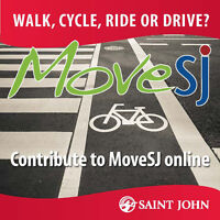 Walk, cycle, ride or drive? Contribute to MoveSJ online