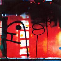 U2 vinyl LP record