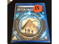 Stargate (1994 film) Blu-Ray