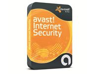 Avast Internet Security 2 Years RRP £74 |SALE £30|