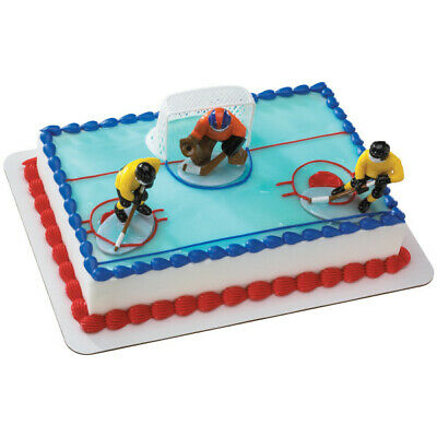 Cake Toppers New Hockey Cake Topper  - Hockey Cake Toppers