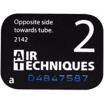 Scanx Phosphor Storage Plates - Air Techniques - Size 2 4pk