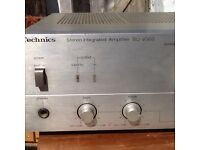 TECHNICS VINTAGE , stereo intergrated amplifier