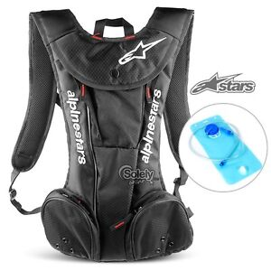 Alpinestars Hydration Water Bag Pack Backpack Rucksack Cycling Hiking Bladder 2L